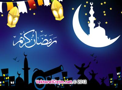 Ramazan Görselleri