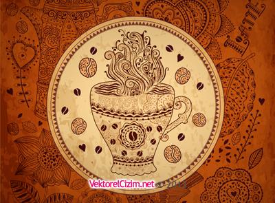Kahve, Background