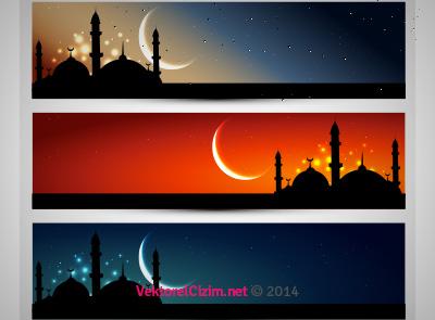 Dini Banner Tasarımları