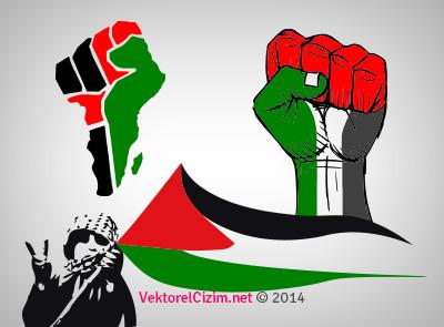 Filistin, Palestine Vektörel Dosyaları