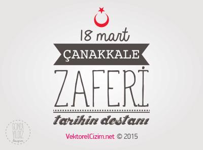 18 Mart Çanakkale Zaferi Tarihin Destanı