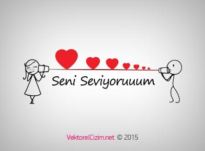 14 Şubat Sevgililer Günü, Seni Seviyorum