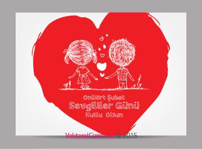 Sevgililer Günü Kutlu Olsun, Aşk, Kalp