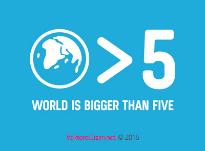 The World is Bigger Than Five