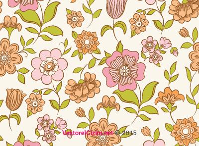 Çiçek Deseni, Pattern