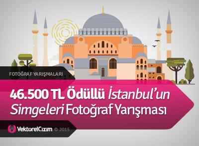 46.500 TL Ödüllü İstanbul'un Simgeleri Fotoğraf Yarışması