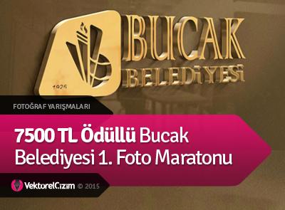 7500 TL Ödüllü Bucak Belediyesi 1. Foto Maratonu