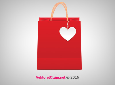Kalpli Alışveriş Çantası