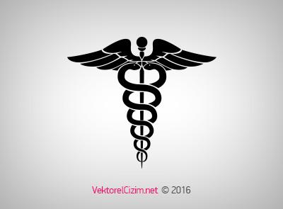 Tıp, Sağlık, Kadüse Sembolü, Logosu