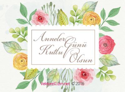 Anneler Günü Kutlu Olsun, Çiçekler