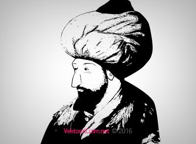 Fatih Sultan Mehmed Silüeti