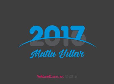 2017 Mutlu Yıllar