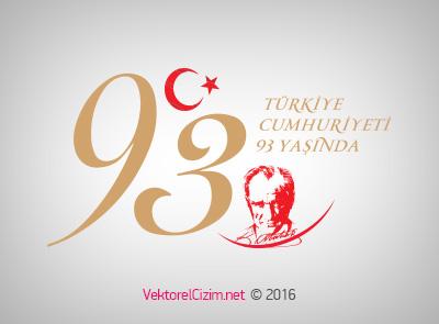 29 Ekim Cumhuriyet Bayramı, Türk Bayrağı, Atatürk