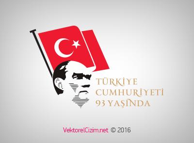 Türkiye Cumhuriyeti'nin 93. Yılı
