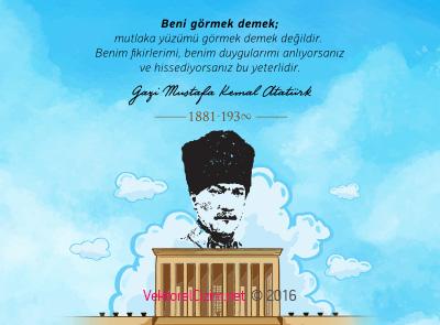 10 Kasım, Anıtkabir, Gazi Mustafa Kemal Atatürk