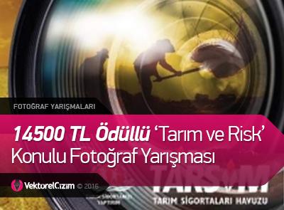 14500 TL Ödüllü TARSİM Fotoğraf Yarışması