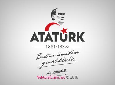 Atatürk, Bütün Ümidim Gençliktedir