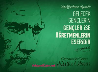 Başöğretmen Mustafa Kemal Atatürk, 24 Kasım