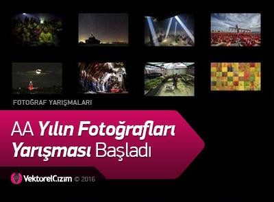AA Yılın Fotoğrafları Yarışması Başladı