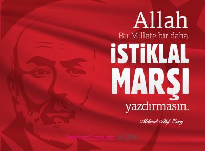 Mehmet Akif Ersoy, İstiklal Marşı