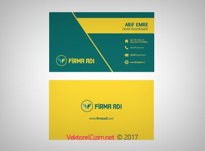 Firma Logo ve Kartvizit Tasarımı