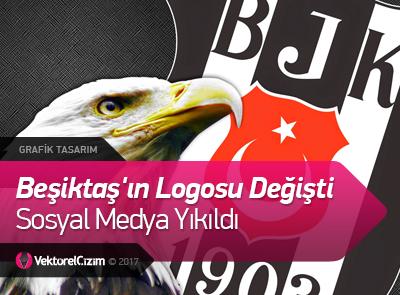 Beşiktaş'ın Logosu Değişti Sosyal Medya Yıkıldı