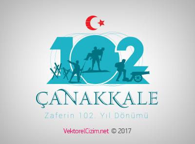 Çanakkale Zaferi'nin 102. Yıl Dönümü