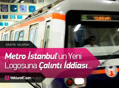 Metro İstanbul'un Yeni Logosuna Çalıntı İddiası...