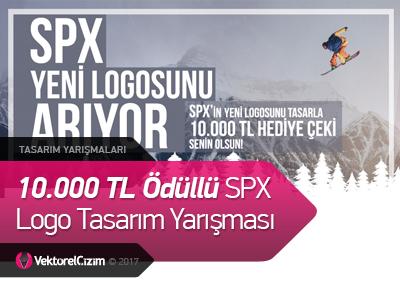 10.000 TL Ödüllü SPX Logo Tasarım Yarışması