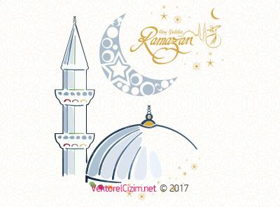 Hoş Geldin Ramazan, Cami, Minare