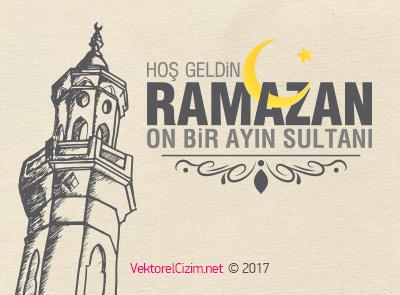 Hoş Geldin Ramazan, Minare