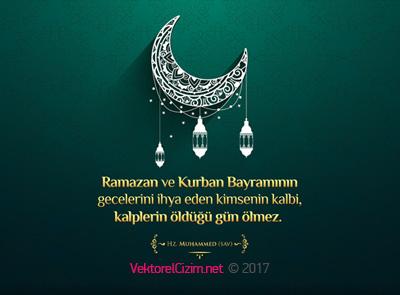 Ramazan ve Kurban Bayramı Hadisi Şerif