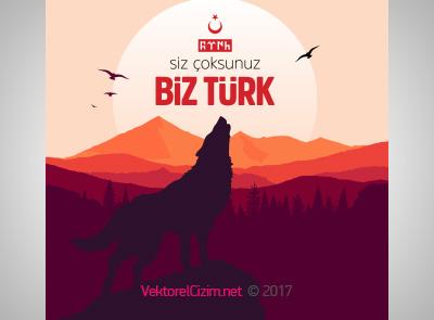 Siz Çoksunuz Biz Türk
