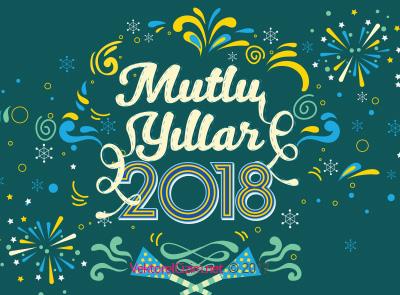 2018 Mutlu Yıllar
