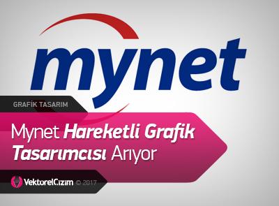 Mynet Hareketli Grafik Tasarımcısı Arıyor