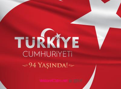 29 Ekim, Türkiye Cumhuriyeti 94 Yaşında