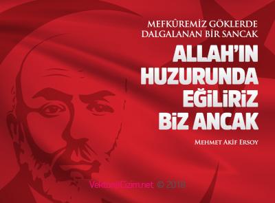 Mehmet Akif Ersoy, Mefkûremiz