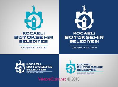 Kocaeli Büyükşehir Belediyesi Yeni Logo
