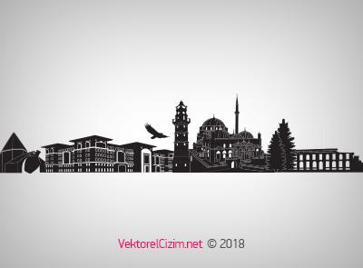 Yozgat Şehir Silüeti