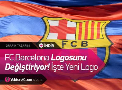 Barcelona Logosunu Değiştiriyor! İşte Yeni Logo