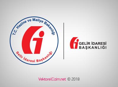 GİB, Gelir İdaresi Başkanlığı Yeni Logo