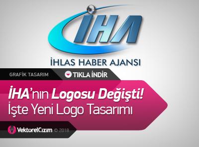 İhlas Haber Ajansı, İHA Logosunu Değiştirdi