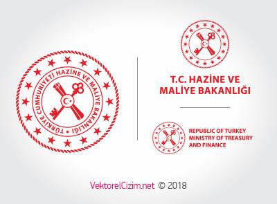 Hazine ve Maliye Bakanlığı Yeni Logo