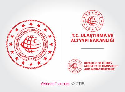 Ulaştırma ve Altyapı Bakanlığı Yeni Logo