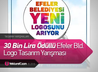 30 Bin Lira Ödüllü Efeler Belediyesi Logo Yarışması
