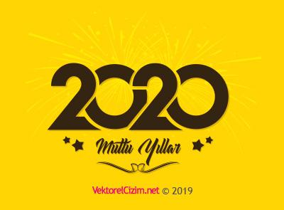 2020 Yeni Yıl, Mutlu Yıllar